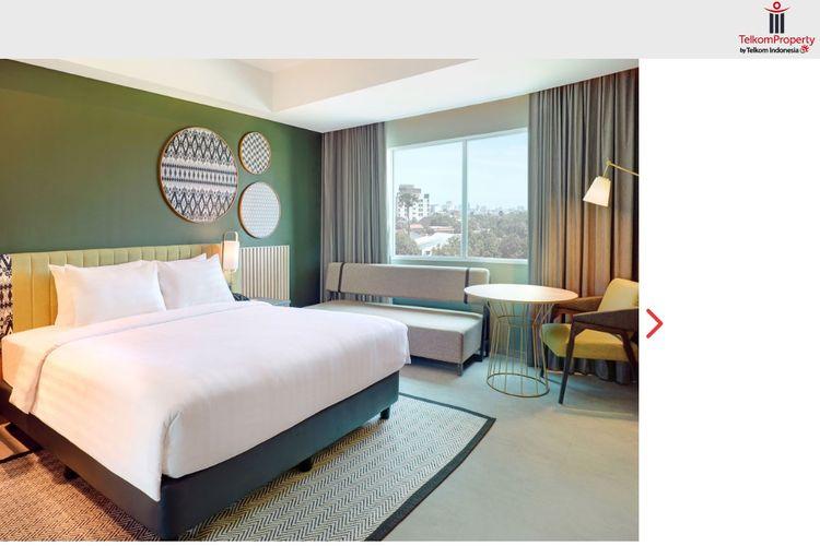 Hotel milik Telkom Property
