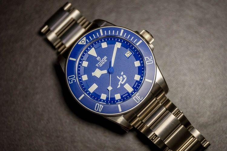 Tudor special editions Qatar Watch Club