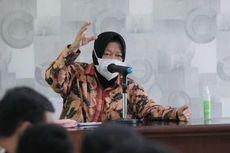 Saat Menteri Risma Debat dengan Mahasiswa soal Supplier Bansos: Saya Menteri Tidak Ngurusi Ini
