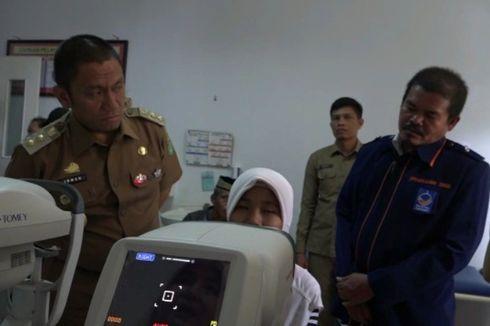 Ingin Operasi supaya Bisa Melihat, Gadis Tunanetra Ini Sempat Berniat Jual Ginjal