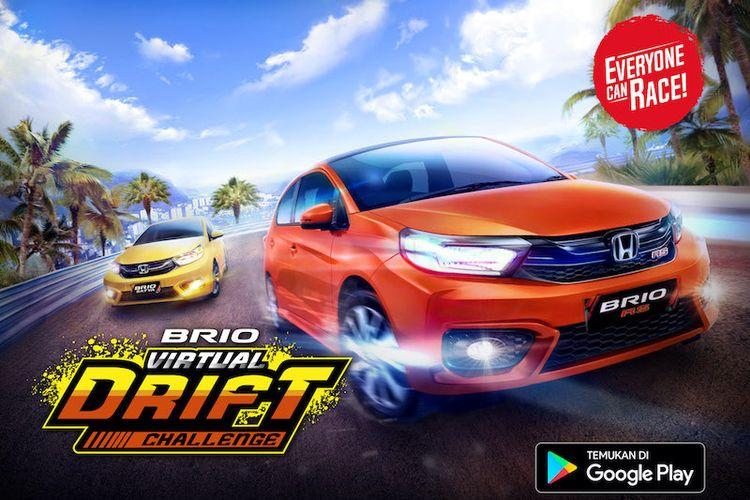 HPM luncurkan game Brio Virtual Drift Cahllenge (BVDC)