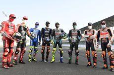 Ranking Pengikut Media Sosial Pebalap MotoGP, Rossi Numero Uno!
