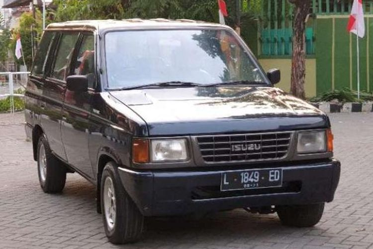 Isuzu Panther Royal 1996