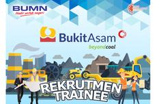 BUMN Bukit Asam Buka Lowongan untuk Lulusan SMK hingga S-1, Berminat?