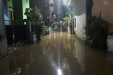 Proyek Kereta Cepat Bikin Banjir di Makasar Jaktim, PT Wika Diminta Bangun Posko Kesehatan