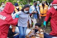 Simulasi Penanganan Banjir di Cililitan, Posko Pengungsi Positif Covid-19 Dipisah