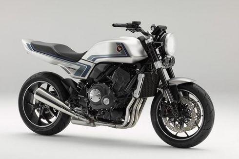 Honda CB-F Concept, Moge Baru dengan Desain Retro