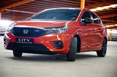 Harga Resmi Honda City Hatchback di Jateng, Tembus Rp 300 Juta
