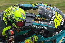 Orang Ini Beruntung Dapat Helm Rossi di GP Misano Kedua
