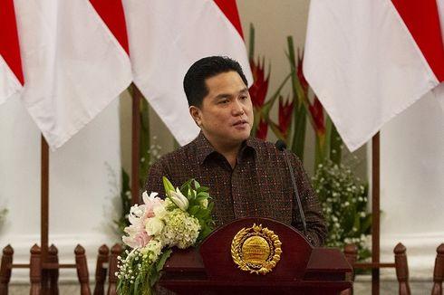 Erick Thohir Rombak Jajaran Direksi PT PPA