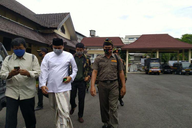 Aliansi santri Jember melaporkan Gus Nur ke Polres Jember pada Senin (19/10/2020) karena diduga menghina NU