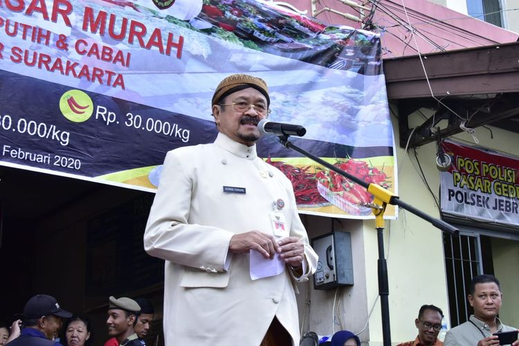 Wakil Walikota Surakarta, Achmad Purnomo