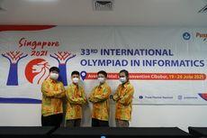 Target Raih Emas, 4 Siswa Jadi Wakil Indonesia di Olimpiade Informatika Internasional