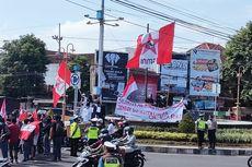 Demo di DPRD Jember, Puluhan Mahasiswa Tolak Tambak dan Tambang Pasir Besi