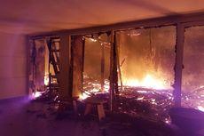 Api Membakar Satu Rumah di Pancoran, Diduga karena Gas Bocor