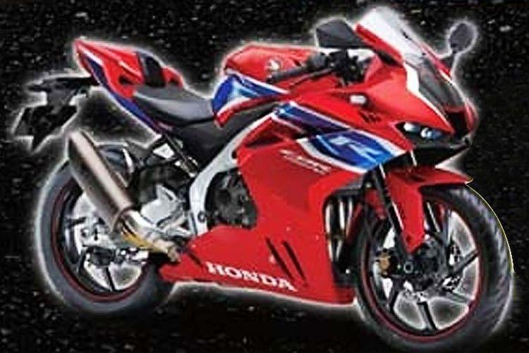 Honda dikabarkan sedang mengembangkan CBR250RR-R