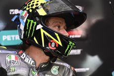 Terpuruk pada Awal MotoGP 2021, Valentino Rossi Menderita