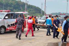TNI AL Antisipasi Potensi Tsunami Banten akibat Letusan Anak Krakatau