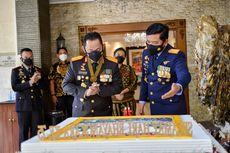 HUT Ke-75 Korps Bhayangkara, Panglima TNI Beri Kejutan ke Kapolri