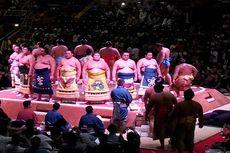 Olimpiade Tokyo 2020, Ini Peran Olahraga Sumo