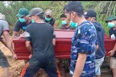 Ibu dan 2 Anak Jadi Korban Longsor di Area PLTA Batang Toru, Dimakamkan Satu Liang