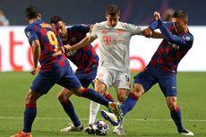 Liga Champions, Lewandowski Samai Torehan Messi dan Dekati Rekor Gol Ronaldo