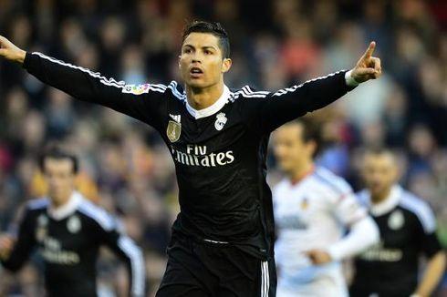 Susunan Pemain Derbi Madrid: Ronaldo Kembali, Torres Cadangan
