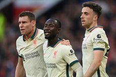 HT Man United Vs Liverpool: Ronaldo Frustrasi, The Reds Unggul 4-0