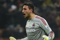 AC Milan Kian Dekat untuk Perpanjang Kontrak Donnarumma, tetapi...