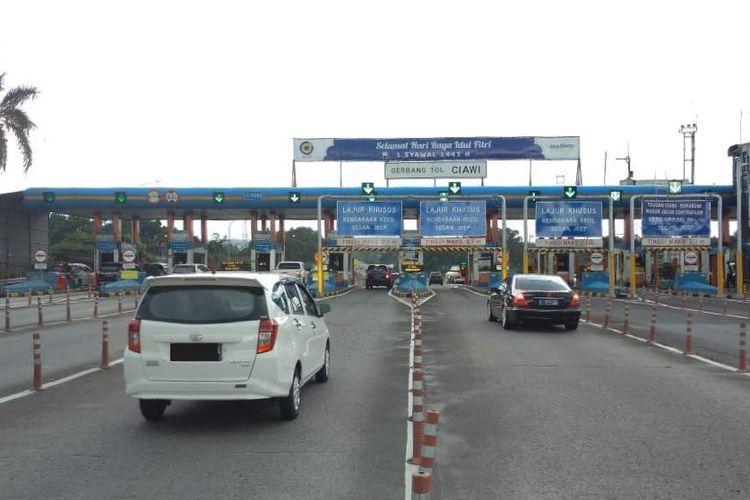 Jasa Marga mencatat, total sebanyak 465.000 Kendaraan Meninggalkan Jakarta