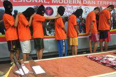 Sebelum Jarah Toko Pakaian, Geng Motor di Depok Berencana Tawuran