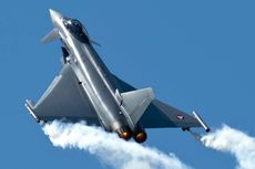 Mengenal Eurofighter Typhoon, Jet Tempur yang Akan Dibeli Menhan Prabowo dalam Kondisi Bekas