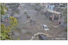 Banjir di Bandung Kemarin, Ini Daftar 26 Titik yang Tergenang 30 Cm hingga 1 Meter