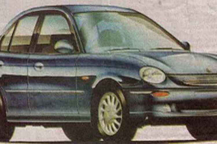 Maleo, mobil nasional gagasan BJ Habibie yang tak pernah diproduksi.