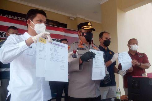 Edarkan Surat Bebas Covid-19 Palsu, Pegawai Dinkes Cianjur Ditangkap, Kasus Terungkap dari Pengakuan Sopir Travel Gelap