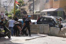 Baku Tembak di Protes Lebanon, 6 Tewas dan 30 Luka-luka