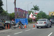 Rest Area di Tol Cipali Pun Padat, Polisi Terapkan Sistem Buka-Tutup