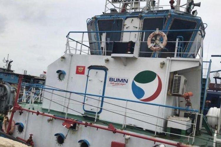 Kapal BUMN milik Pelindo 1 Batam yang membawa minyak Ilegal dan diduga menjualnya kepada kapal Singapura berhasil ditangkap DJBC Kanwil Kepri dan saat ini kapal tersebut dalam pengawasan KPU BC Tipe B Batam.