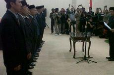 Sengketa SK PAW Belum Rampung, 10 Wakil Rakyat Tetap Dilantik