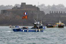 Sengketa dengan Perancis Meningkat, Inggris Kerahkan Kapal Perang
