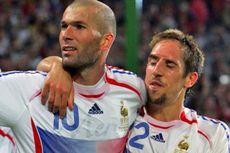 Presiden Sepak Bola Perancis Berharap Zidane Bisa Melatih Timnas