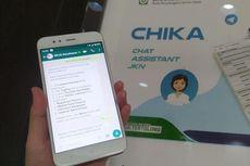 Berkenalan dengan Chika dan Vika, Inovasi Layanan Digital dari BPJS Kesehatan