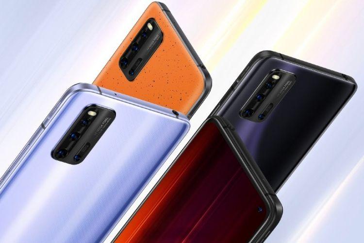 Vivo perkenalkan ponsel gaming iQoo 3 5G.