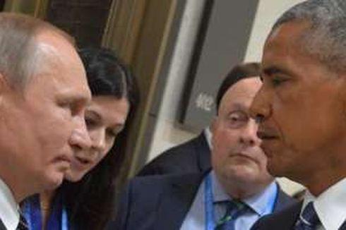 AS Usir 35 Diplomat Rusia Terkait Tuduhan Peretasan