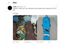 Perjalanan Terduga Pelaku Fetish Kain Jarik, Ditangkap Tanpa Perlawanan di Kampung Halaman
