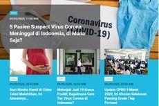 [POPULER TREN] 5 Pasien Sempat Suspect Akhirnya Negatif Corona Meninggal | Cara Tes Virus Corona di Indonesia