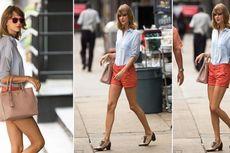 Mengapa Taylor Swift Tetap Cantik dan Menawan Usai Berolahraga?
