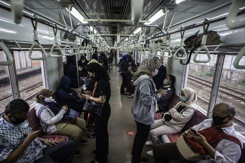 Selama PSBB Jakarta, KRL Terakhir Berangkat dari Stasiun-stasiun di Ibu Kota pada Pukul 19.00 WIB