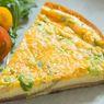 Resep Sarapan Praktis, Yuk Bikin Fritata Dadar Telur Kentang