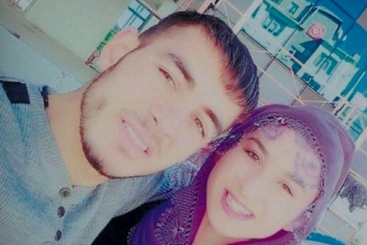 Vilda Ince (kanan) dan pacarnya, Osman Celik (kiri) dibunuh oleh keluarga Ince. Sepasang kekasih asal Turki itu dibunuh karena Vilda menolak dinikahkan dengan sepupunya.